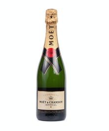 Moet Chandon Imperial Champagne Trias Flowers Miami Fl
