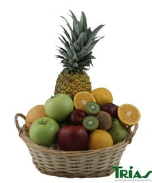 Fruit Basket Trias Flowers Miami Fl
