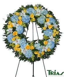 Eternal Wreath Sympathy Flowers