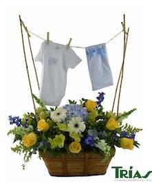 Baby Boy Clothes Hanger
