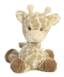 TY Tip Top Giraffe Plush