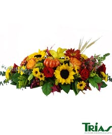 Fall Meadow Centerpieces