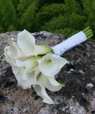Mini Calla Junior Bouquet