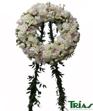 Condolences Wreath