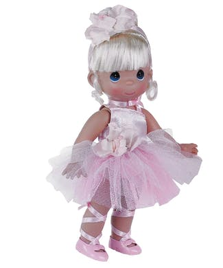 Precious Moments: Ballerina Bliss - Blonde