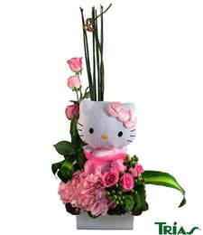 Baby Girl - Larger Than Life Hello Kitty