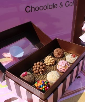 Oh My Gosh! Brigadeiros 8 PC Chocolates