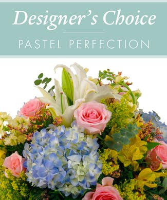 Designers Choice - Pastel Perfection