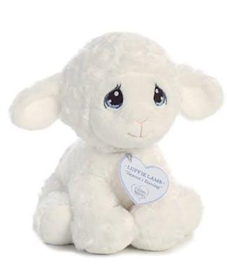 Precious Moments - Luffie Lamb